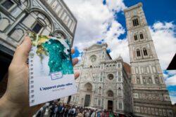 Le Mémento photo à Florence en Italie.