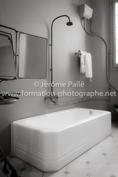 Cour pour apprendre la photo avec l'exemple de la Pedrera à Barcelone