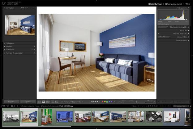 Formation retouche photo avec Lightroom