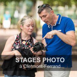 Stage photo à Clermont-Ferrand