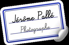 Logo Photographe Jerome Pallé