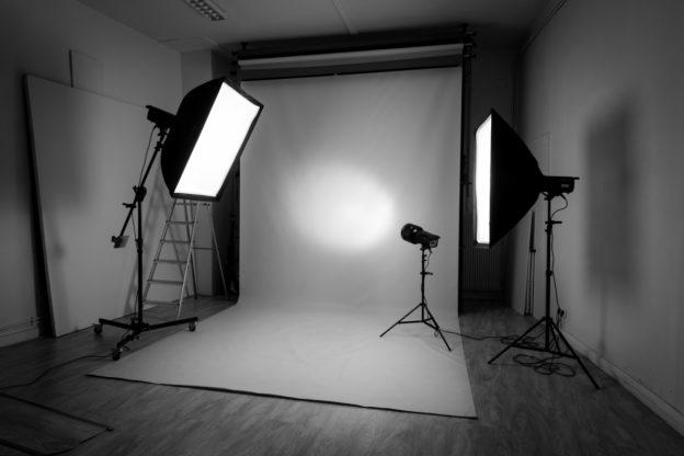 Formation photo de studio